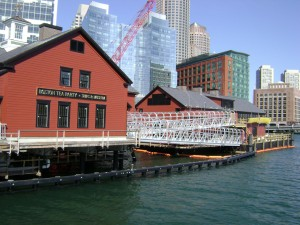 Boston Tea Party Ship & Museum