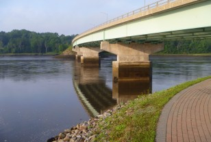 August 2015 MaineDOT Underwater Bridge Inspections