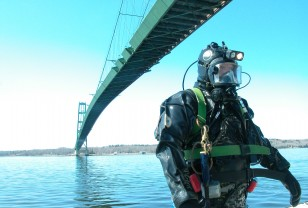 Bridge Inspection July 2014