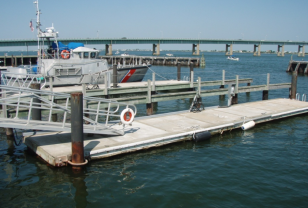 Fire Island Hydrographic/Land Survey & Sampling