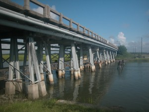 Inspection and Design of Repairs, Bridge 896 Marine Recruit Depot